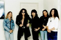 With Yngwie Malmsteen 1997