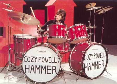 Cozy's kit – Hammer 70's