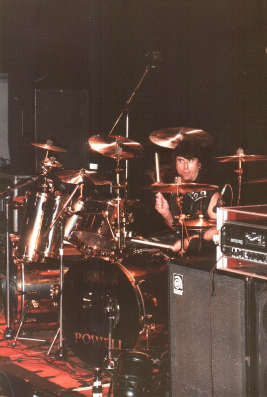 Cozy Powell's Hammer 1992