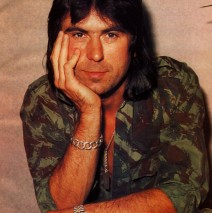 Cozy Powell Promo Pic 1983