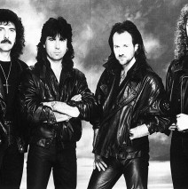 Black Sabbath Promo Picture 1989