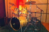 Cozy Powell's Drum Kit 2011